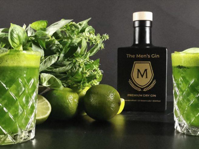 The Men´s LIfe Produktbild Gin Basil