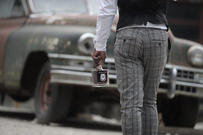 The Men´s Life Produktbild Rum mit Frank Oldtimer in der Motorworld in Metzingen