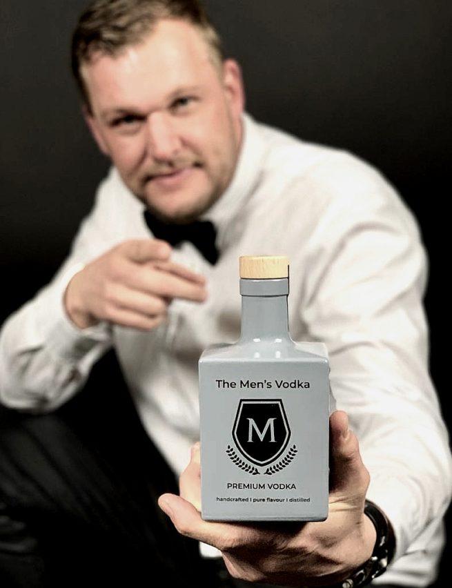 The Men´s Life Produktbild Vodka